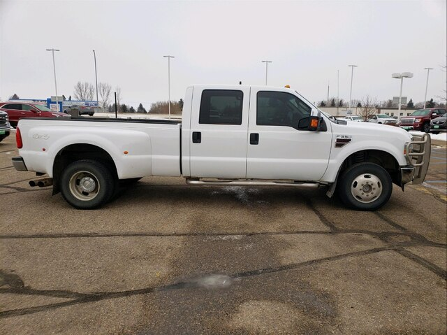 Pre-Owned 2009 Ford F-350