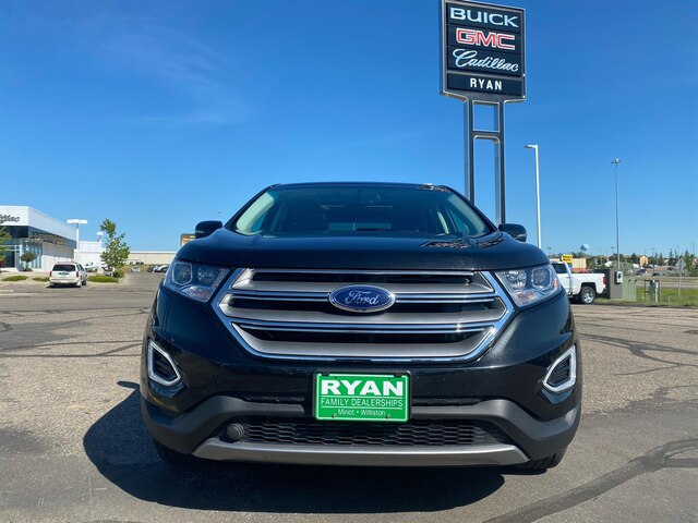 Pre-Owned 2015 Ford Edge SEL
