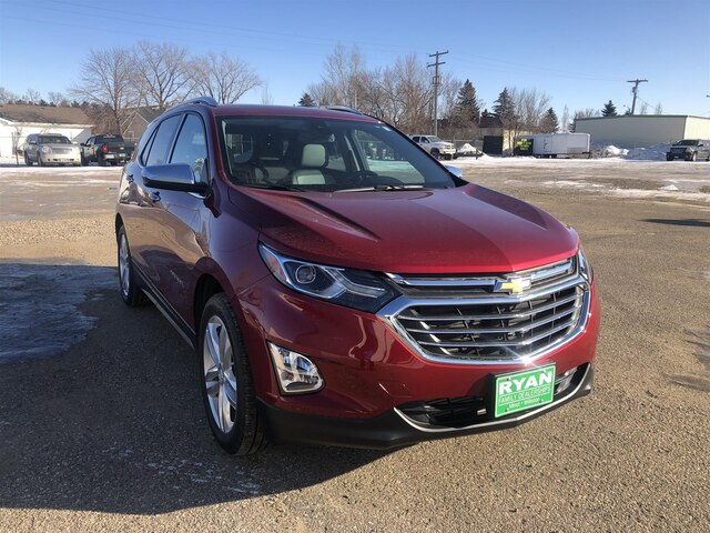 Pre-Owned 2018 Chevrolet Equinox Premier w/1LZ