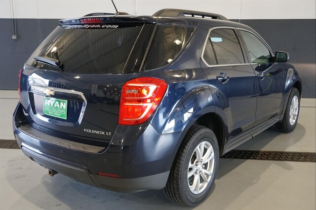 Pre-Owned 2016 Chevrolet Equinox
