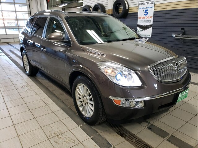 Pre-Owned 2011 Buick Enclave 1XL